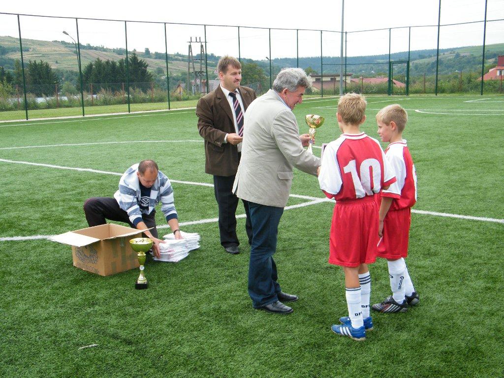 Galeria zdjęć: II Turniej ORLIKA o Puchar Premiera Donalda Tuska