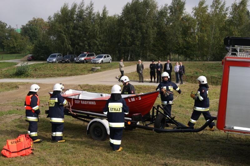 Galeria zdjęć: Kompleksowe ćwiczenia zgrywające gmin Chłopice, Pruchnik i miasta Radymno.