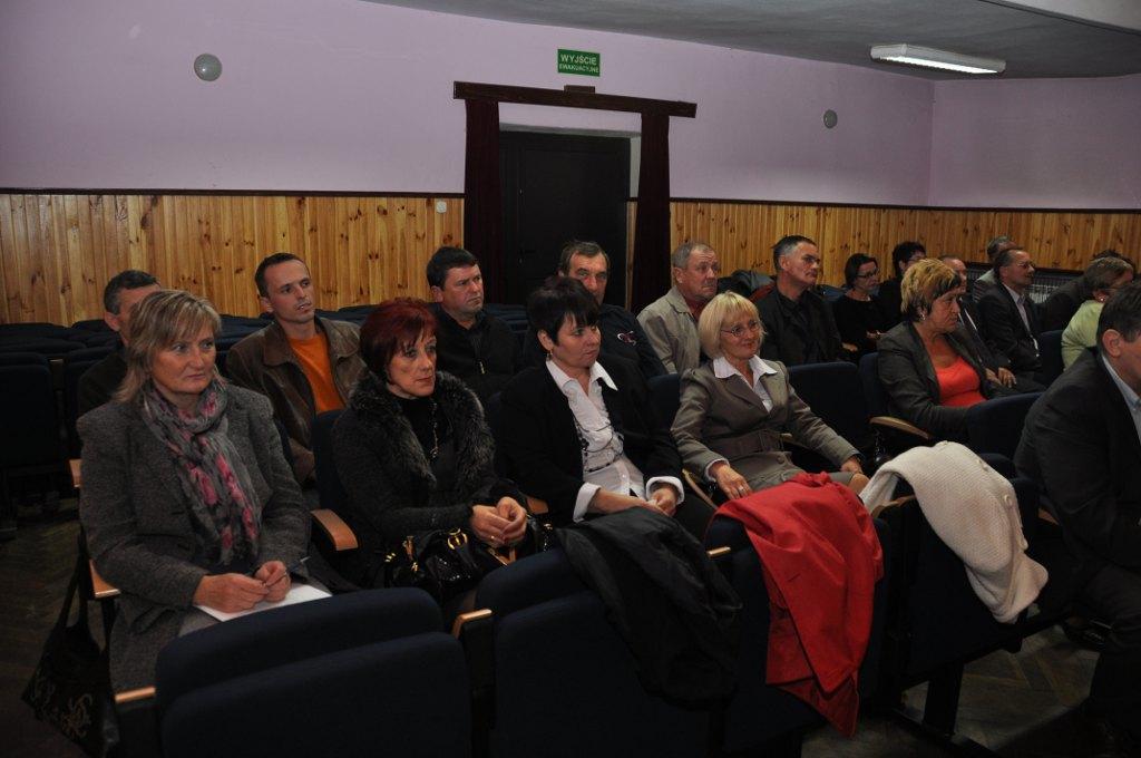Galeria zdjęć: Nagrody Burmistrza Pruchnika przyznane z okazji Dnia Edukacji Narodowej w 2011r.