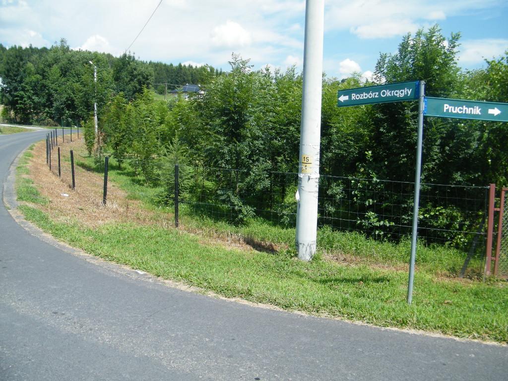 Galeria zdjęć: Przebudowa drogi gminnej Nr 111661R na działce nr ewid. 235 w miejscowości Rozbórz Okrągły i 140/2 w miejscowości Jodłówka od km 0+000 do 1+307