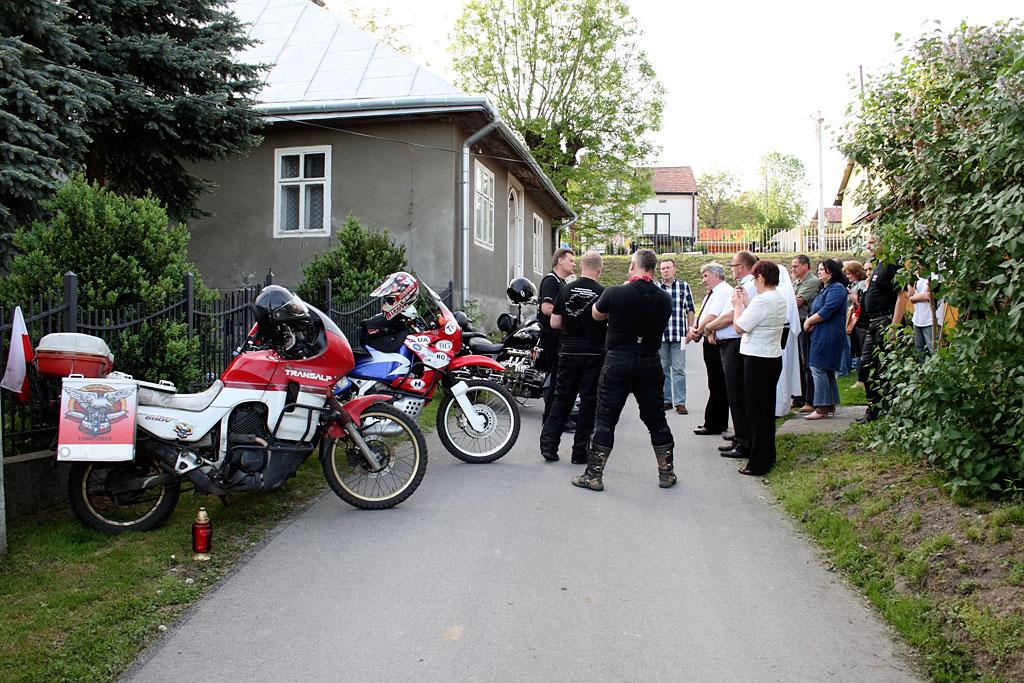 Galeria zdjęć: Międzynarodowy Motocyklowy Rajd Katyński – 2012