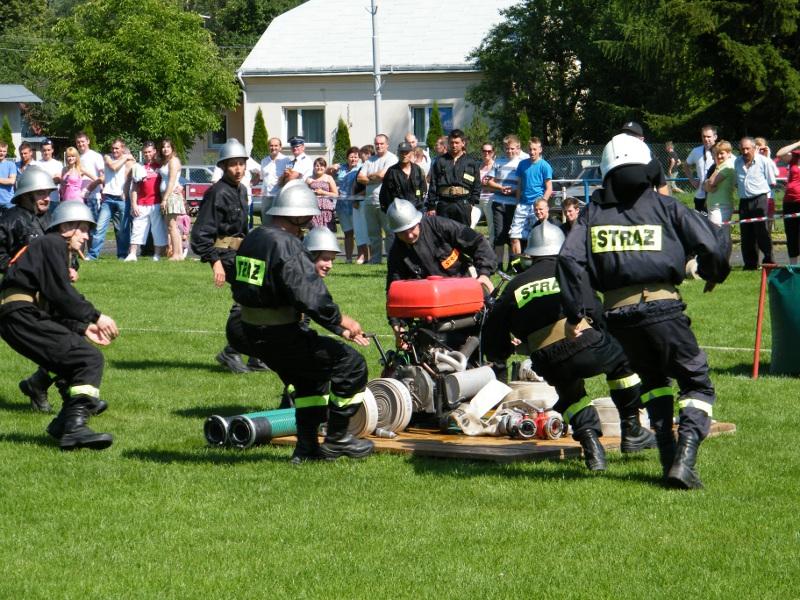 Galeria zdjęć: Wyniki Gminnych Zawodów Strażackich o Puchar Burmistrza Pruchnika