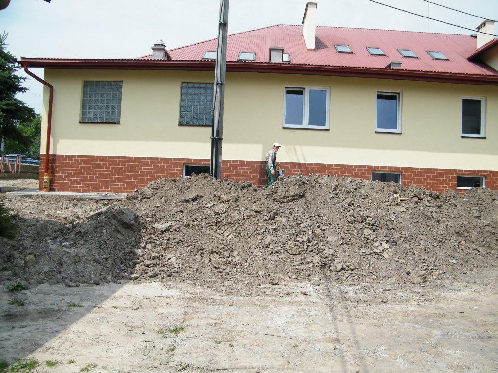 Galeria zdjęć: Rozbudowa remizo - świetlicy OSP nr 1 w Pruchniku