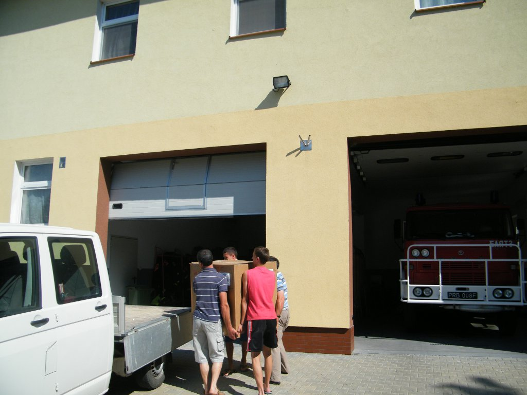 Galeria zdjęć: Zakup motopompy typu M16/8 dla OSP Nr 3 w Pruchniku