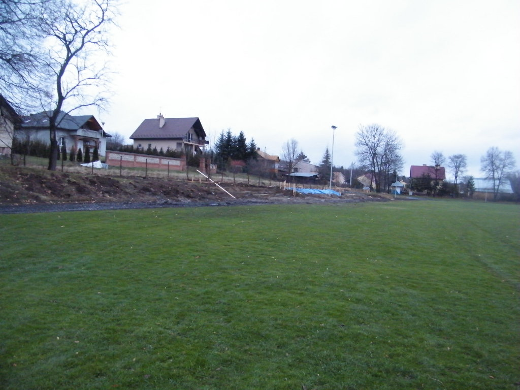 Galeria zdjęć: Przebudowa stadionu sportowego w Pruchniku
