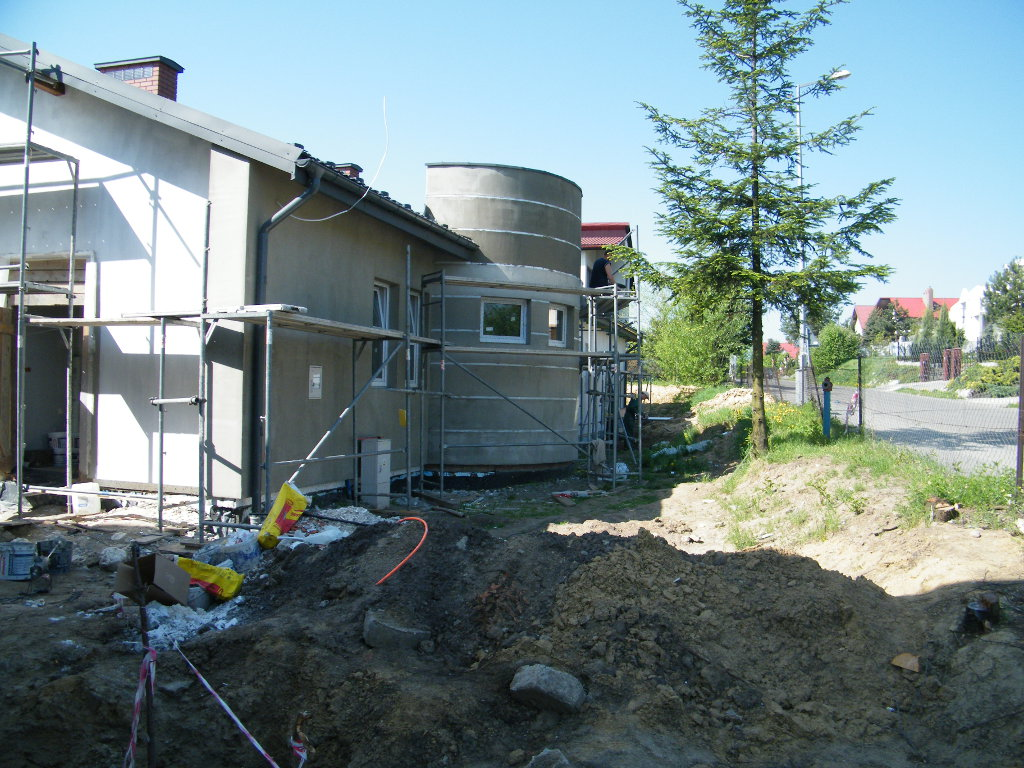 Galeria zdjęć: Rozbudowa Ośrodka Zdrowia w Pruchniku - stan surowy otwarty oraz wykonanie robót budowlanych wykończeniowych i instalacyjnych