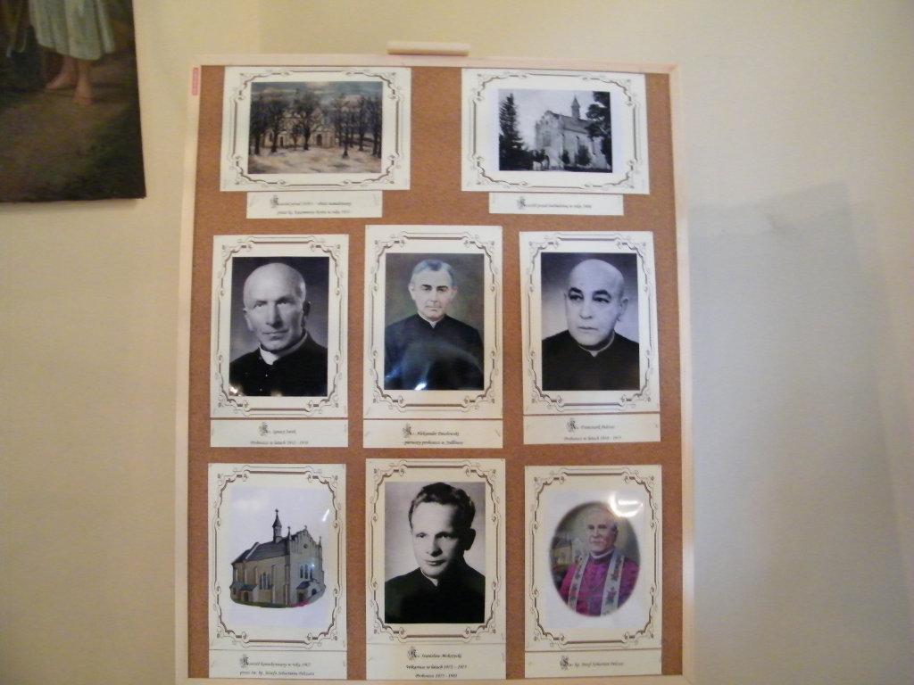 """Galeria zdjęć: Sympozjum naukowe pt. """"Ks. Aleksander Pawłowski, Jodłowski Proboszcz 1899 – 1932. Miejsce – Osoba – Dzieło"""""""
