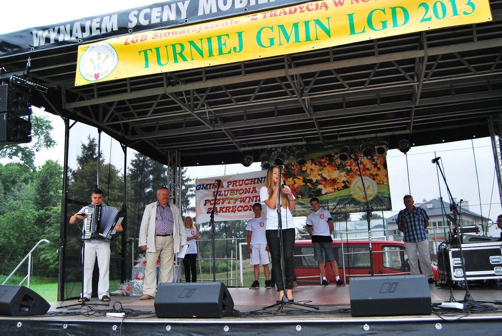 Galeria zdjęć: Turniej Gmin LGD - Roźwienica 2013