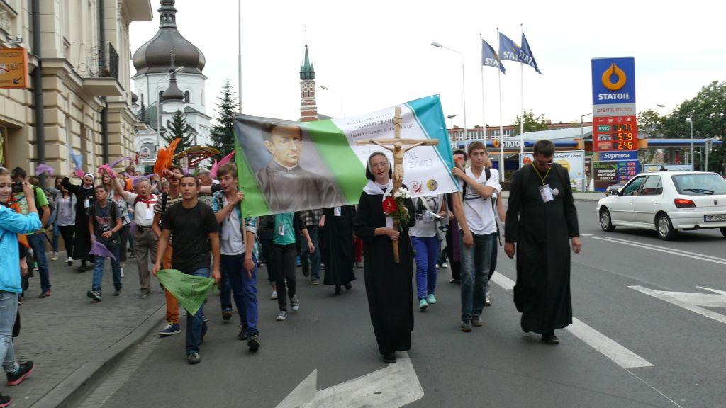 Galeria zdjęć: II Piesza Pielgrzymka Dziękczynna śladami bł. Bronisława Markiewicza