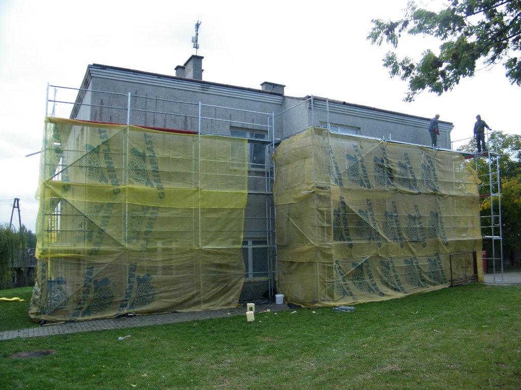 Galeria zdjęć: Termomodernizacja Świetlicy Wiejskiej w Rzeplinie