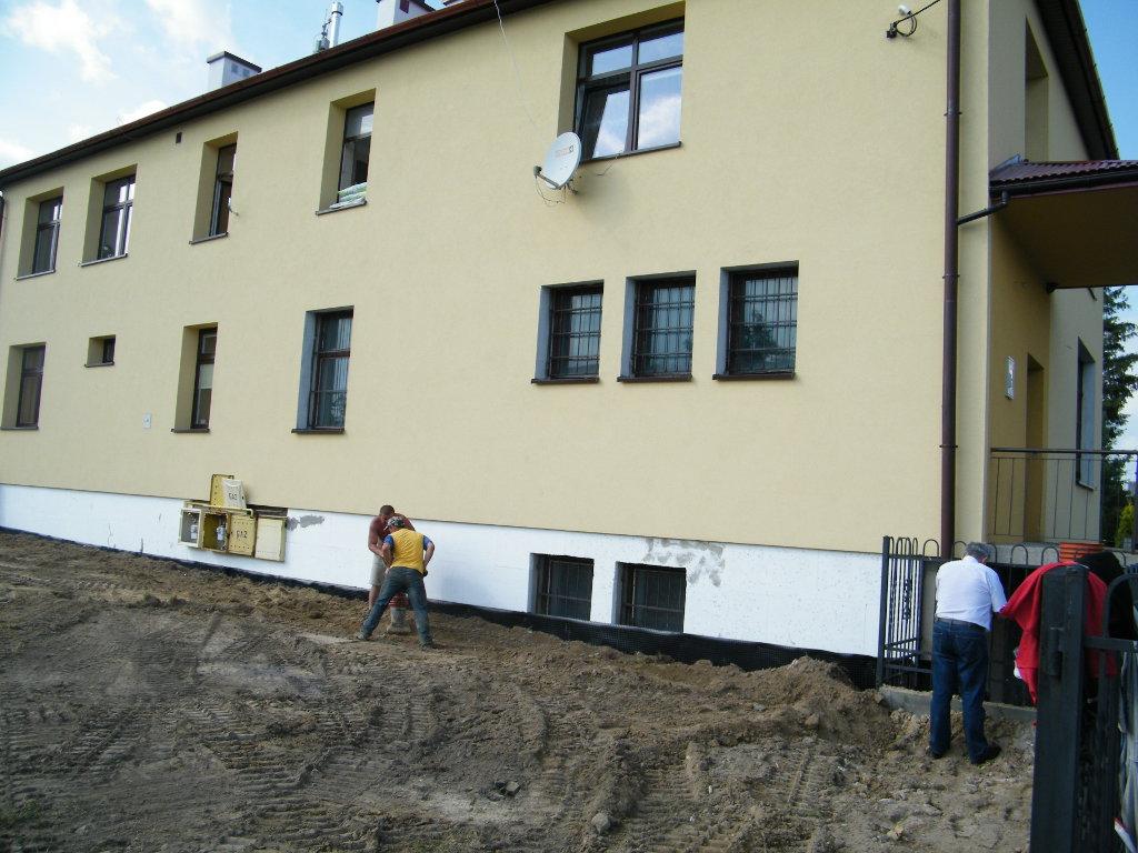 Galeria zdjęć: Roboty budowlane przy budynku wielofunkcyjnym w Jodłówce