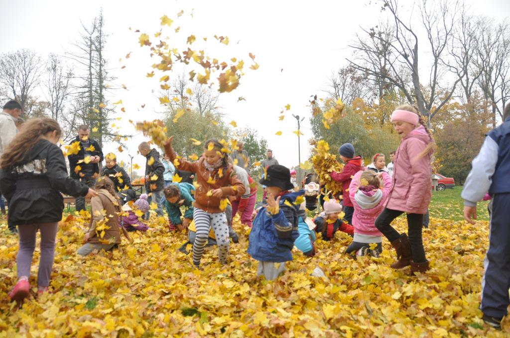 Galeria zdjęć: Piknik Rodzinny - Jesienna Swoboda