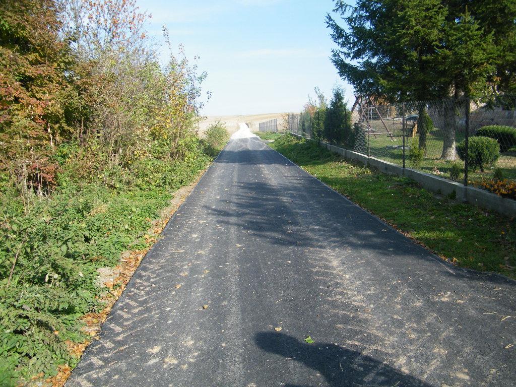 Galeria zdjęć: Modernizacja - remont drogi dojazdowej do gruntów rolnych na obiekcie poscaleniowym w obrębie Rozbórz Długi, dz. o nr ewid. 318