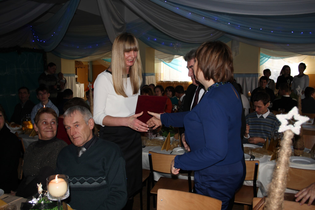 Galeria zdjęć: Spotkanie Opłatkowe Środowiskowego Domu Samopomocy w Pruchniku