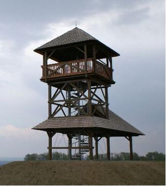 Galeria zdjęć: Budowa wieży widokowej jako infrastruktury turystycznej