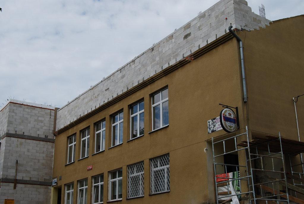 Galeria zdjęć: Rozbudowa, nadbudowa i przebudowa budynku świetlicy wiejskiej w Kramarzówce