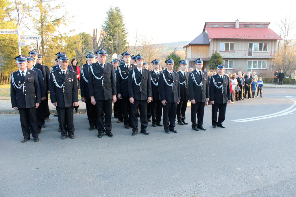 Galeria zdjęć: Narodowe Święto Niepodległości – Pruchnik 11.11.2014