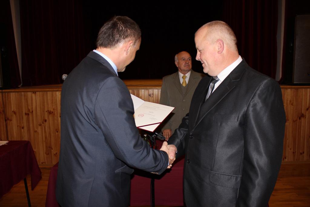 Galeria zdjęć: I Inauguracyjna Sesja Rady Miejskiej w Pruchniku  VII kadencji - 2014-2018