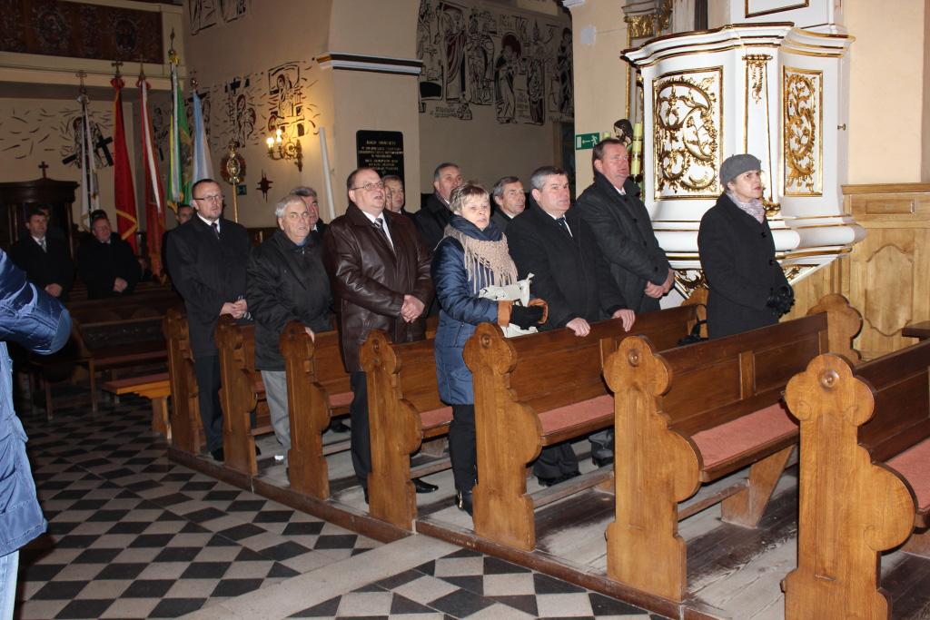Galeria zdjęć: Zaprzysiężenie Burmistrza Pruchnika II Sesja Rady Miejskiej w Pruchniku