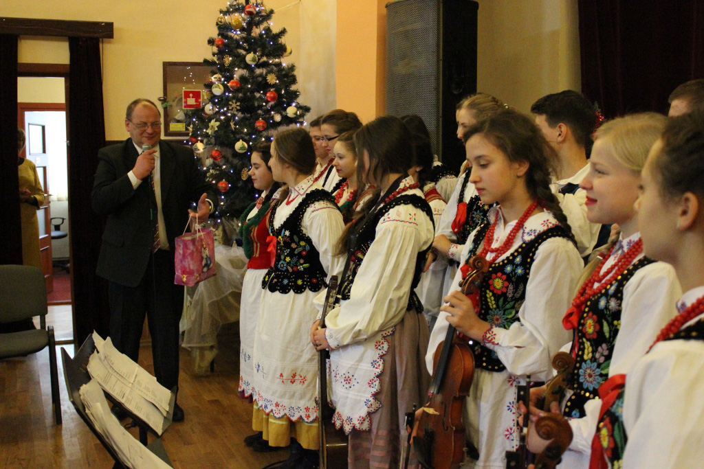 Galeria zdjęć: Zakończenie roku - Uroczysta Sesja Rady Miejskiej w Pruchniku