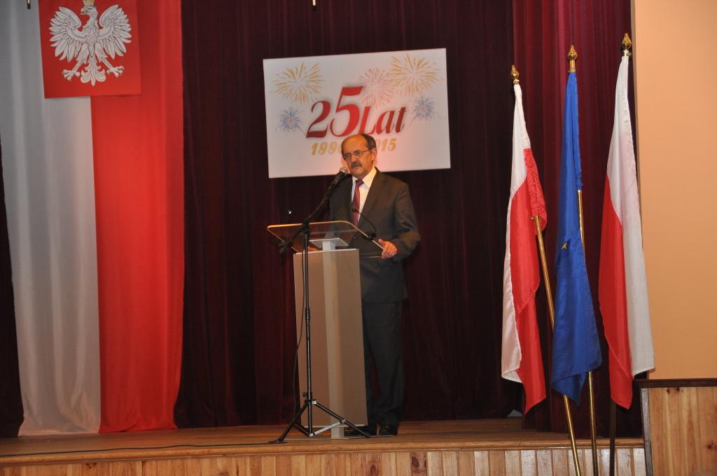 Galeria zdjęć: Uroczyste obchody 25 lecia samorządności w Gminy Pruchnik