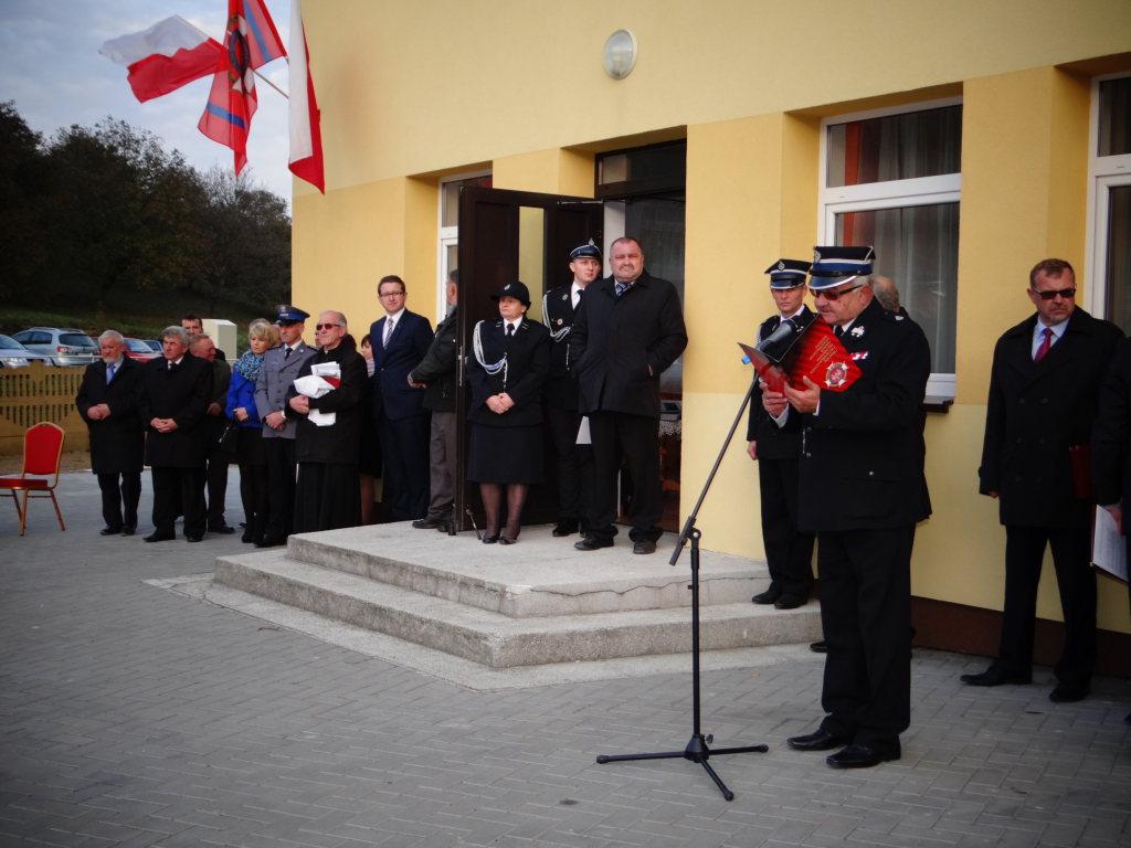 Galeria zdjęć: Ochotnicza Straż Pożarna w Jodłówce - Parcelacji