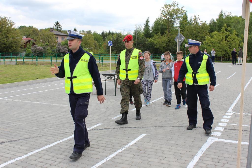 Galeria zdjęć: Ogólnopolski Turniej Bezpieczeństwa w Ruchu Drogowym - Eliminacje Powiatowe
