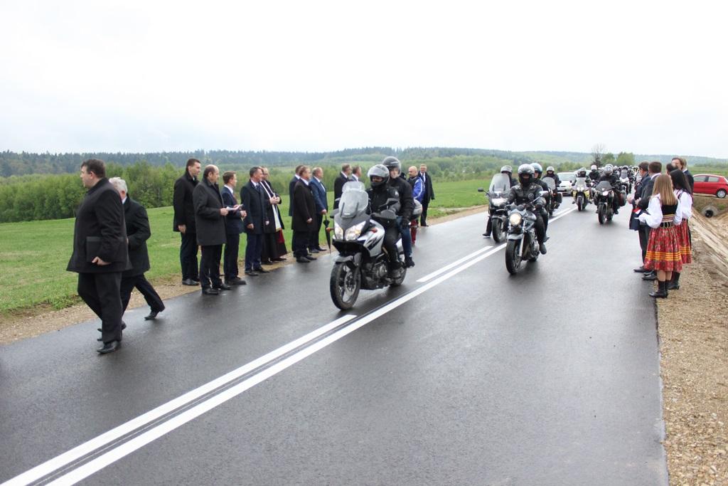 """Galeria zdjęć: Oficjalne otwarcie """"Bramy Bieszczad"""""""
