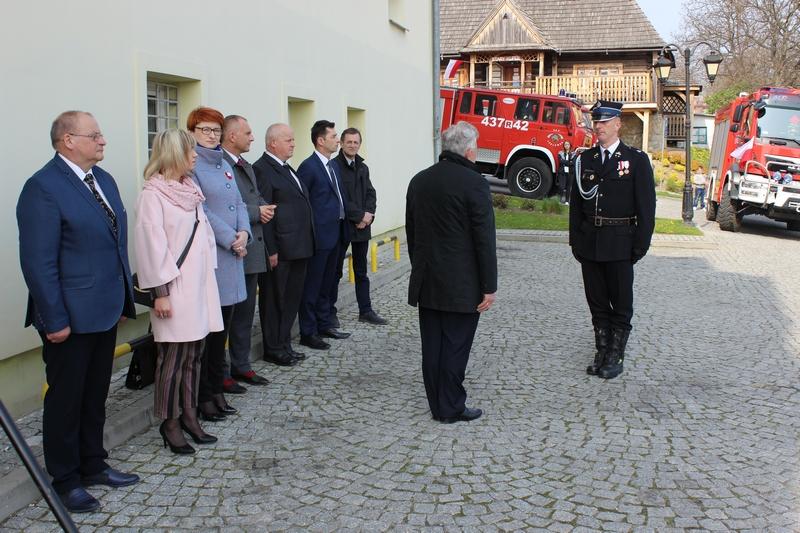 Galeria zdjęć: Święto Konstytucji i Dzień Strażaka w Pruchniku!