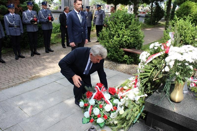Galeria zdjęć: To już 19 lat … Kolejna rocznica śmierci zamordowanego gen. Marka Papały