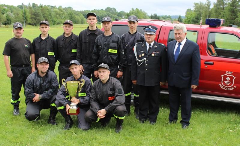 Galeria zdjęć: OSP Pruchnik III zdobyła Puchar Burmistrza Pruchnika