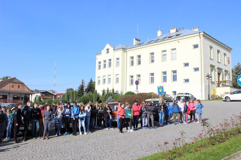 Galeria zdjęć: XVIII Podkarpacki Rajd Pieszy Szkół im. Jana Pawła II