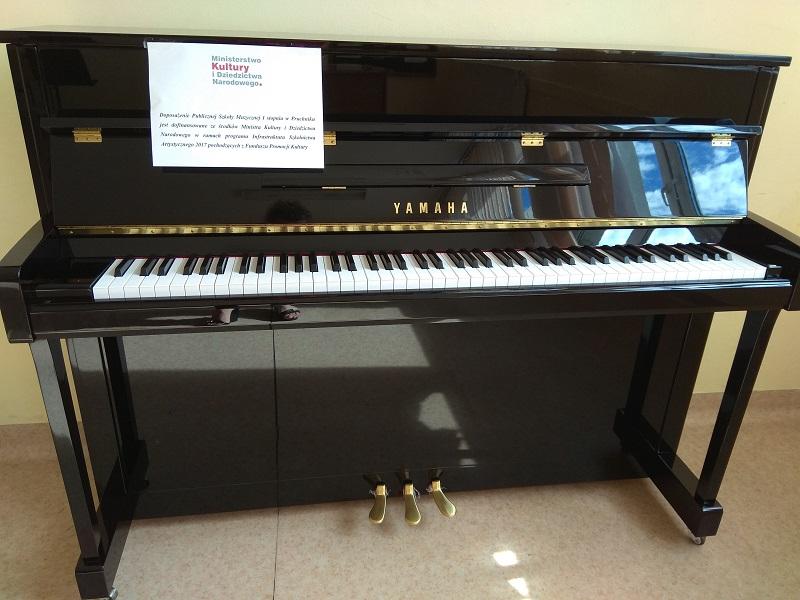 Galeria zdjęć: Nowe instrumenty dla szkoły myzycznej