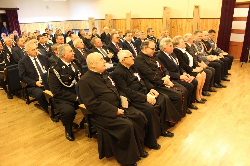 Galeria zdjęć: Uroczysta Sesja Rady Miejskiej w Pruchniku - 10.11.2017 r.
