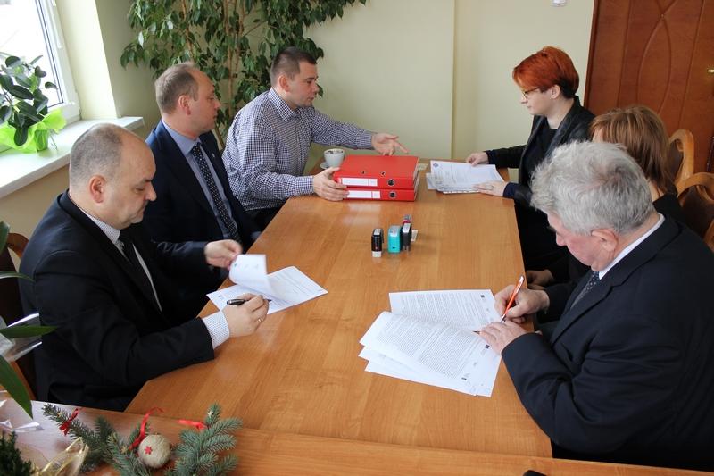 Galeria zdjęć: Rusza rozbudowa oczyszczalni ścieków – umowa podpisana!