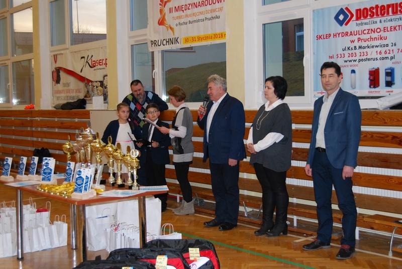 Galeria zdjęć: III Międzynarodowy Turniej Piłki Ręcznej Dziewcząt o Puchar Burmistrza Pruchnika