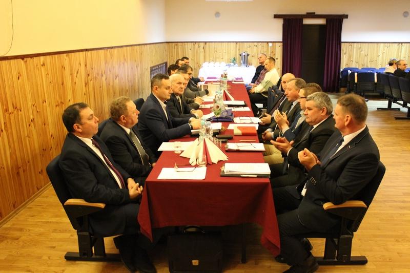 Galeria zdjęć: XXXVIII Sesja Rady Miejskiej w Pruchniku