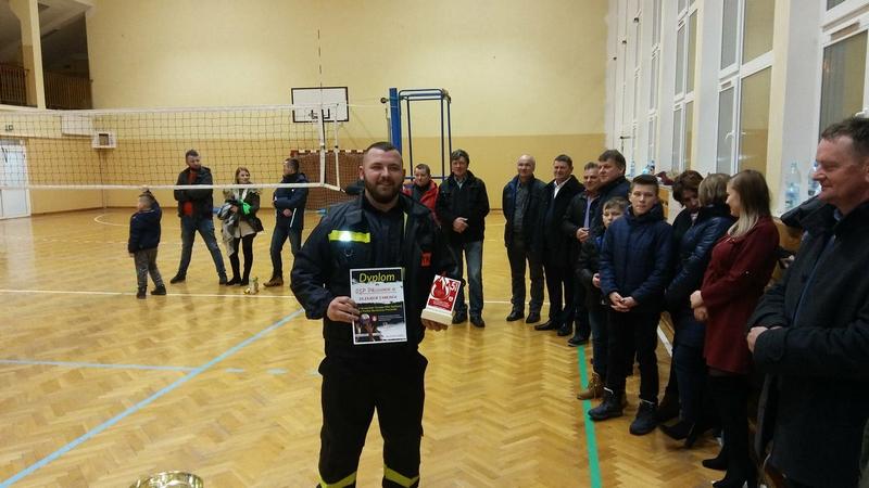 Galeria zdjęć: IV Strażacki Turniej Piłki Siatkowej o Puchar Burmistrza Pruchnika