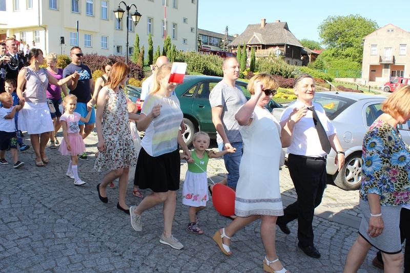 Galeria zdjęć: Święto Narodowe i Strażacki Capstrzyk – 3 Maja w Pruchniku