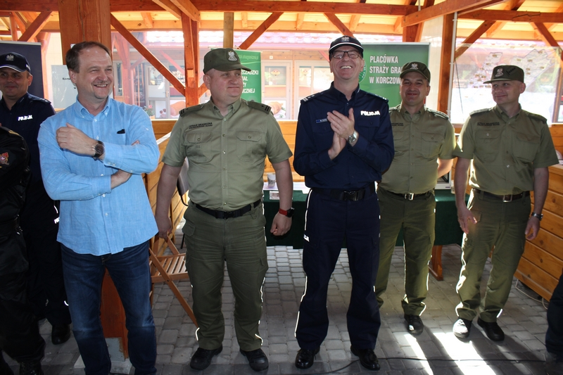 Galeria zdjęć: Manewry Powiatowe w Pruchniku - 2018