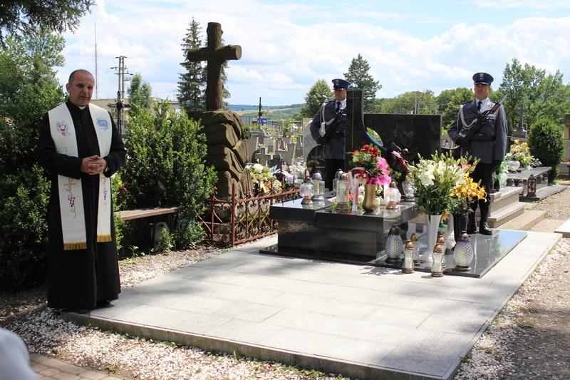Galeria zdjęć: Pamięć ciągle trwa - 20 rocznica śmierci gen. Marka Papały