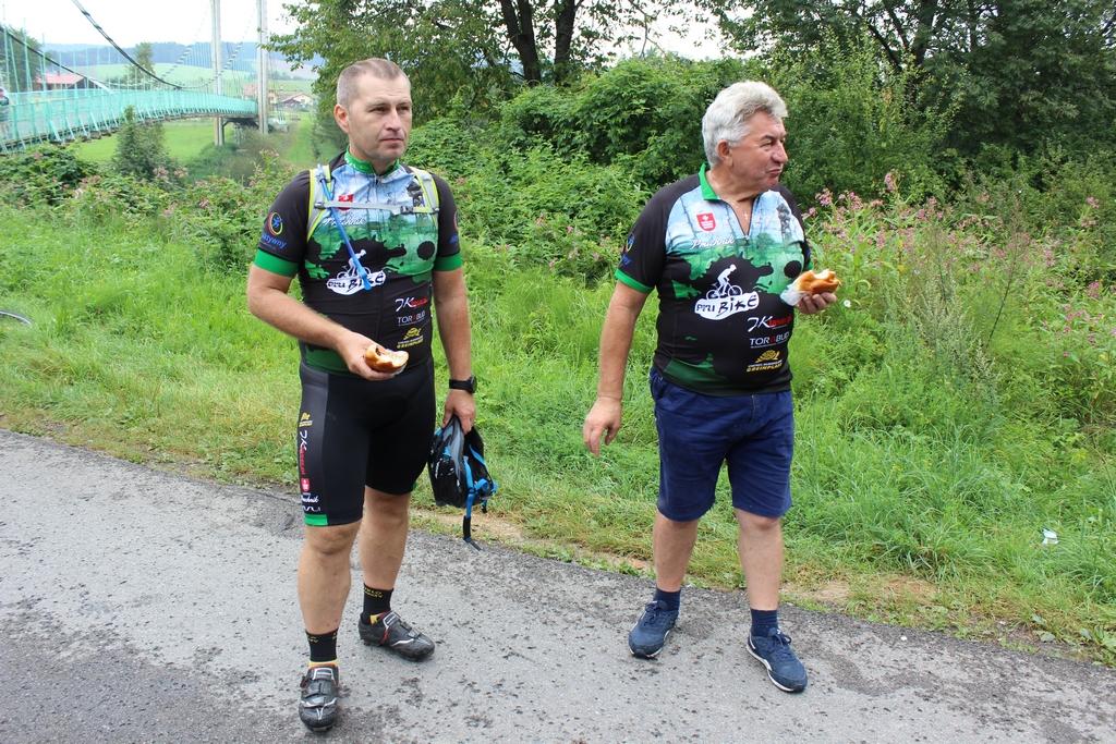 Galeria zdjęć: I Pielgrzymka rowerowa Pruchnik-Kalwaria Pacławska