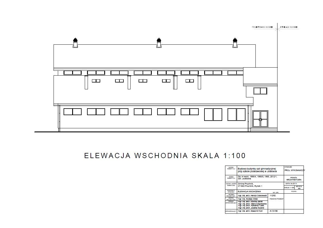 Galeria zdjęć: Kolejna dotacja z MSiT dla Gminy Pruchnik, tym razem na budowę sali gimnastycznej w Jodłówce