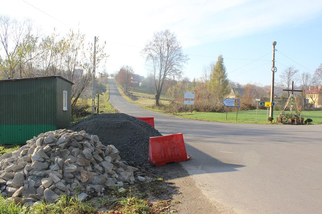 Galeria zdjęć: Uwaga remont przepustu w Jodłówce – Parcelacji – wystąpią utrudnienia w ruchu