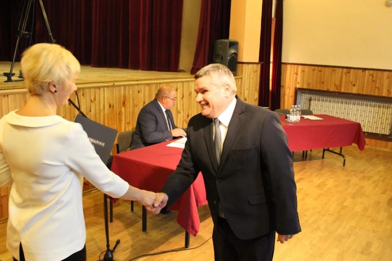 Galeria zdjęć: VIII kadencja samorządu Gminy Pruchnik rozpoczęta