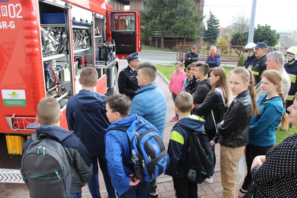 Galeria zdjęć: Młodzież Zapobiega Pożarom