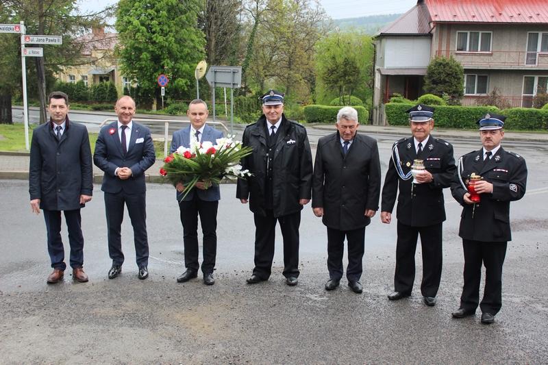 Galeria zdjęć: Gminne Obchody Dnia Strażaka – poświęcenie samochodu pożarniczego w Kramarzówce
