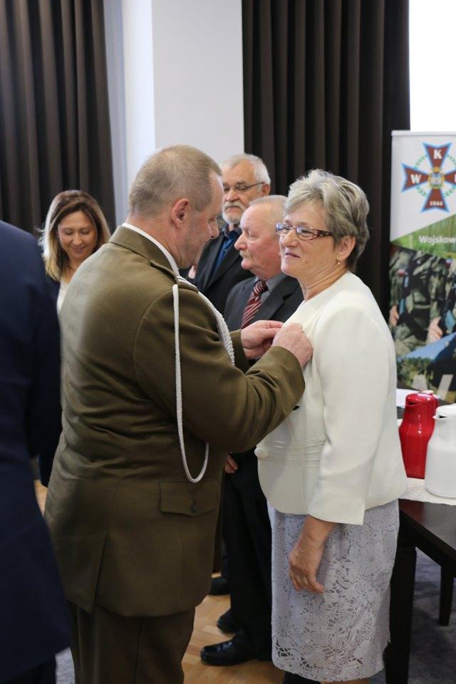 Galeria zdjęć: Wręczenie odznaczeń za 'Zasługi dla Obronności Kraju'
