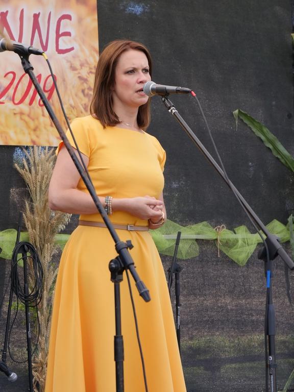 Galeria zdjęć: Gminne dziękczynienie za plony – Hawłowice 2019