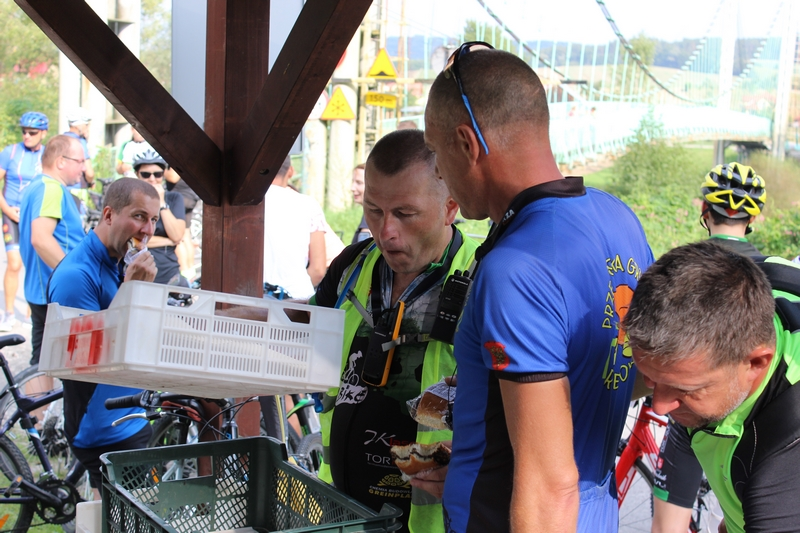 Galeria zdjęć: II Rowerowa Pielgrzymka z Pruchnika do Kalwarii Pacławskiej